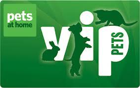 vip pets at home