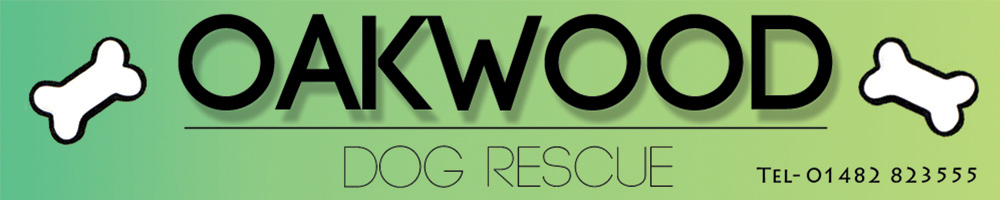 Oakwood Dog Rescue, site logo.