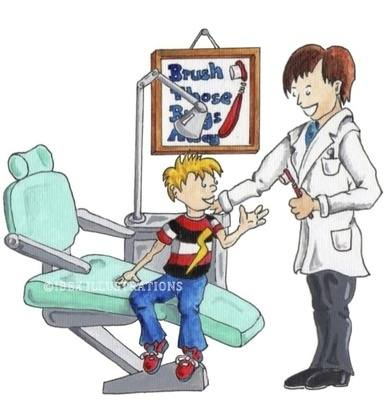 Dentist copyright