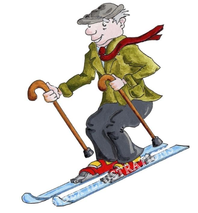 Skier (c)