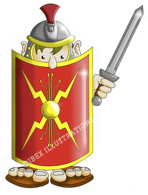 Roman Soldier c