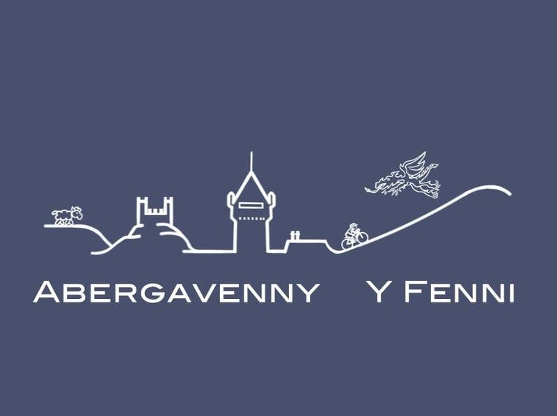 Abergavenny skyline text jpg