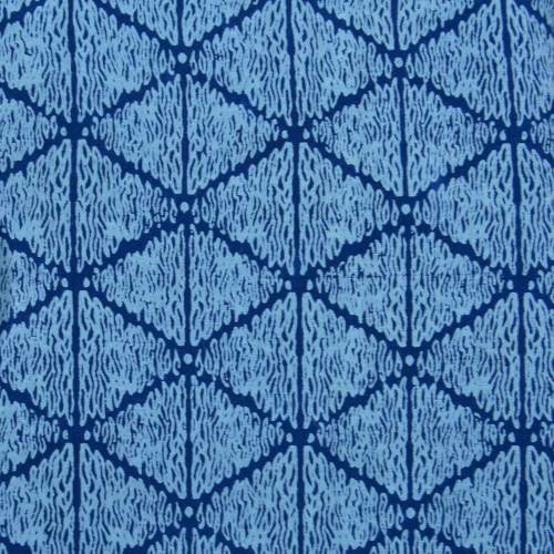 Jaipur Indigo Blue Triangles