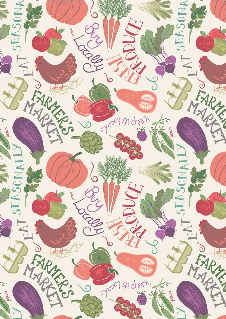 Lewis and Irene Fabric Club May 2017 Farmer's Market £29*