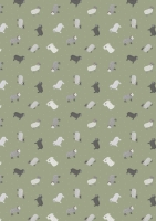 Lewis and Irene Fabric Club July 2017 'All the Small Things: On The Farm' £29 (PRE-ORDER Dispatch As Soon at they arrive Approx 1st July)
