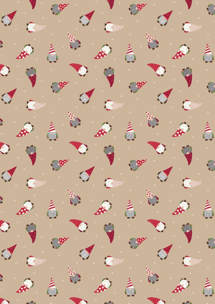 Lewis and Irene Fabric Club July 2017 Small Things at Christmas £29*(Pre-Or