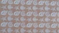 Beach Affair F72 05 Shells on beige