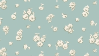 Liberty - English Garden - Tumbling Daisy LF04775602Y