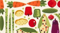 Food fabrics