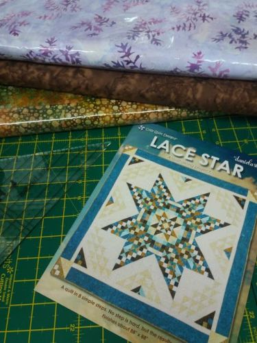 lace star