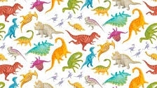 Blank Quilting- Dino Party- BL9055-01