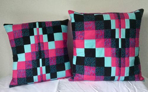 suzannes bargello Cushion workshop pic