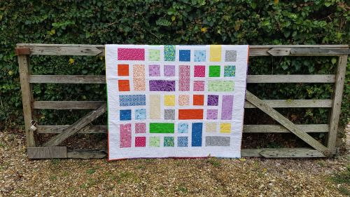spring fling quilt photo