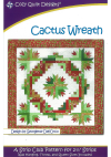 Cactus Wreath Pattern