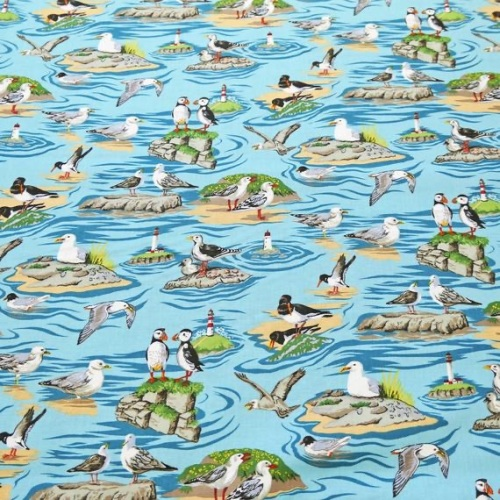 Nutex- By the Sea Birds, Seagulls & Puffins 11720