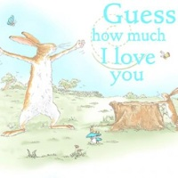 Clothworks - Guess How Much I Love You panel 2018
