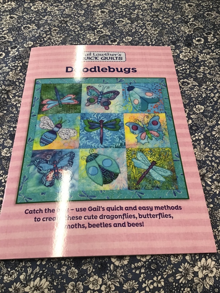 Gail Lawther Quick Quilts - Doodlebugs
