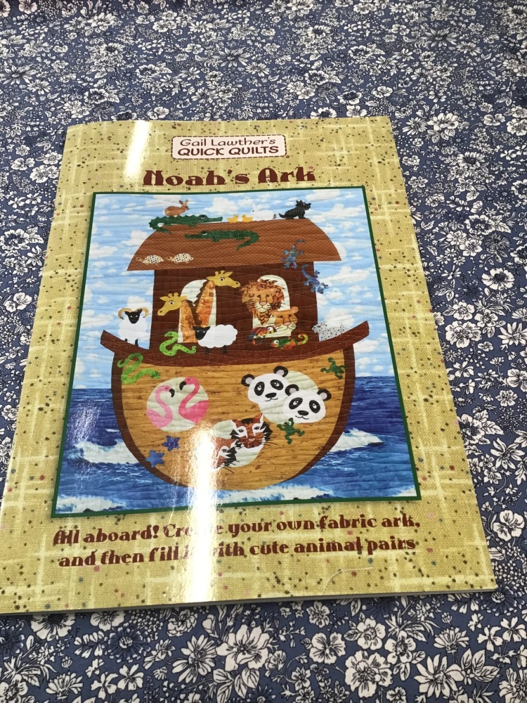 Gail Lawther Quick Quilt's - Noah's Ark