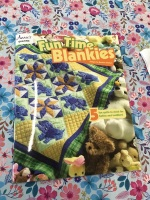 Annie's  Quilting- Funtime Blankies