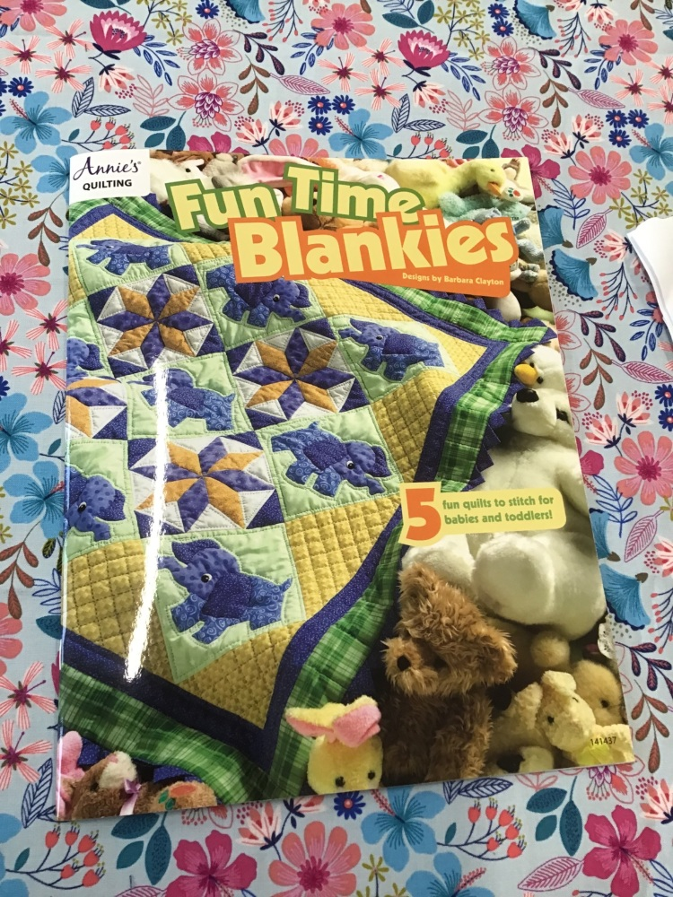 Annie Quilting- Funtime Blankies
