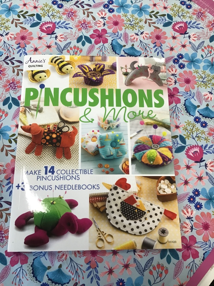 Annie Quilting - Pin Cushions and More