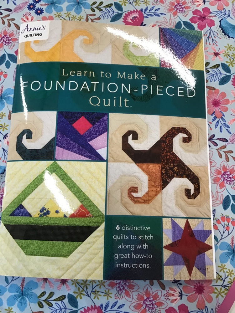 Annie's Quilting - Learn to make a Foundation Pieced Quilt
