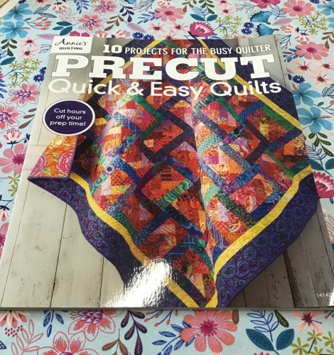 Annie's Quilting - Precut Quick and Easy Quilts