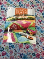 Annie's Quilting- Stack,Slash and Sash Quilting