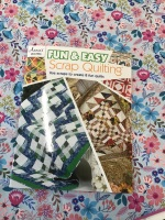 Annie's Quilting- Fun and Easy Scrap Quilting