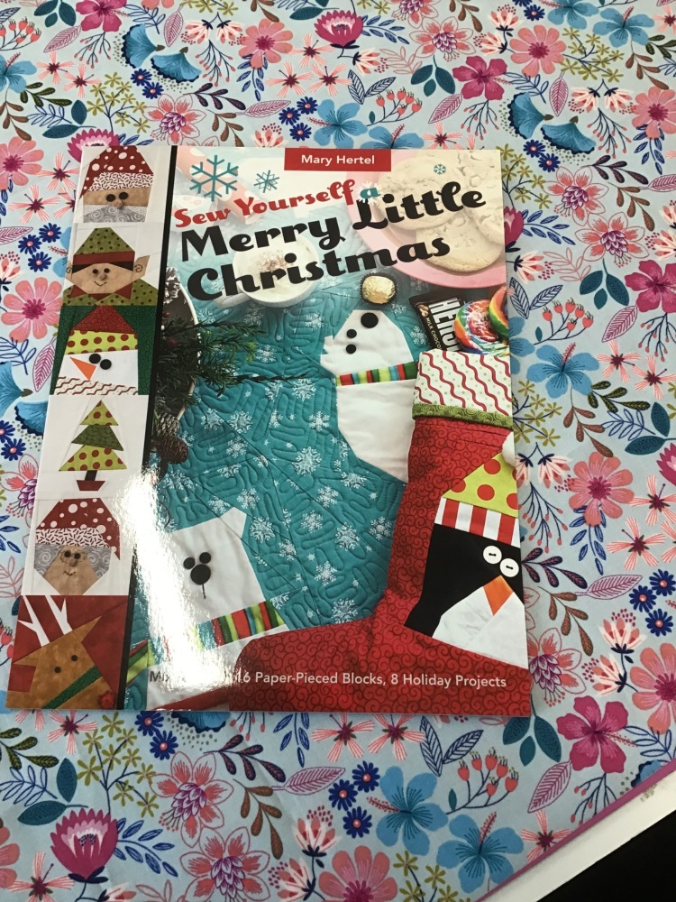 C & T Publishing - Sew Yourself a Merry Little Christmas by Mary Hertel