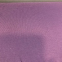 Cotton Jersey Plain - Purple by half meter only