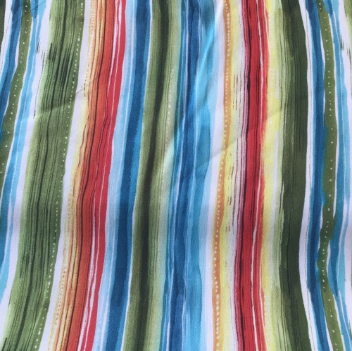 Michael Miller- Lost in Paradise Tropical Stripe