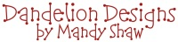 Dandelion Designs Pattern Transfers