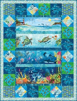 Quilt Kits  and patterns to make
