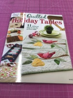 Annie's Quilting - Quilted Holiday Tables