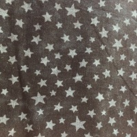 Moda Grey Stars on Black Fqs only Should be £3.50 now £1.50