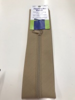 Zippety Do Done Zipper and casing all in one beige