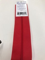Zippety Do Done zip and casing in one in red
