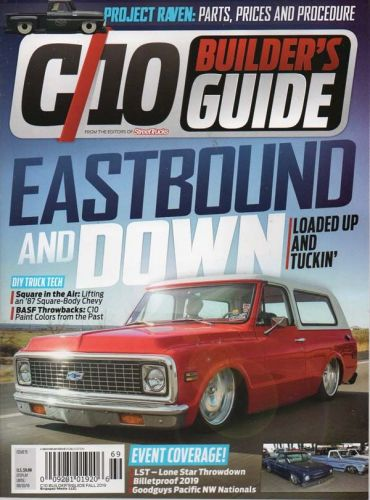 C/10 Builder's Guide,  Fall 2019