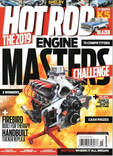 Hot Rod     March2020