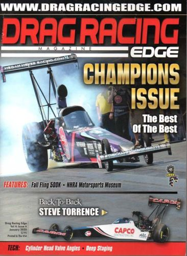 Drag Racing Edge - January 2020