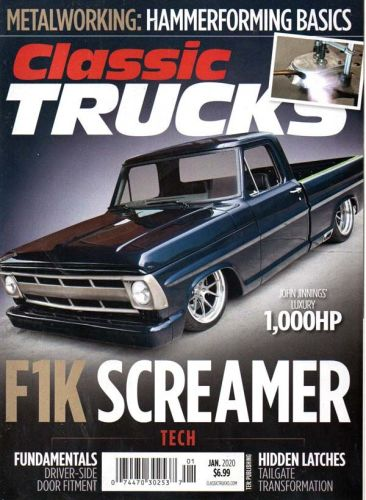 Classic Trucks             January2020