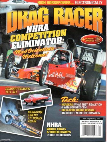 Drag Racer   May2012