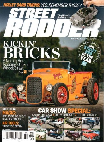 Street Rodder    March2019