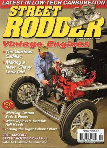 Street Rodder   April2011