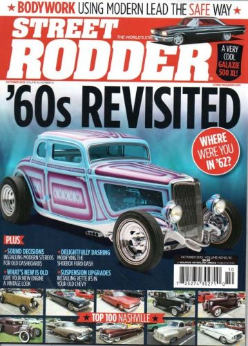Street Rodder   October2013