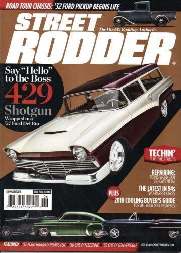 Street Rodder   June2018