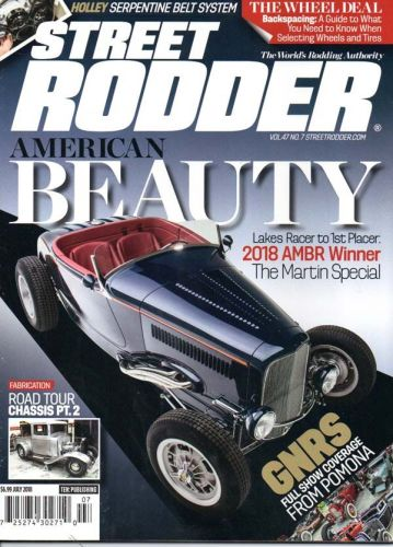 Street Rodder   July2018