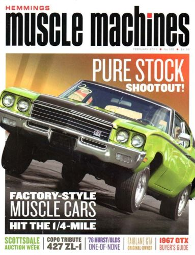 Muscle Machines    February2019