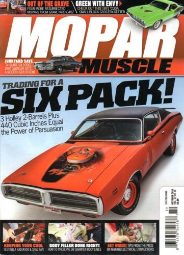 Mopar Muscle    October2018